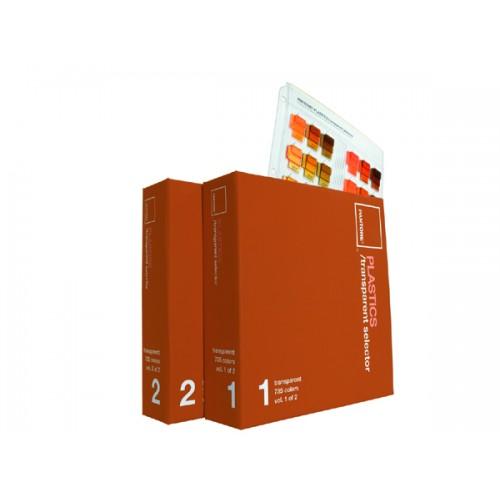 塑膠透明色選色手冊 (PBT100)